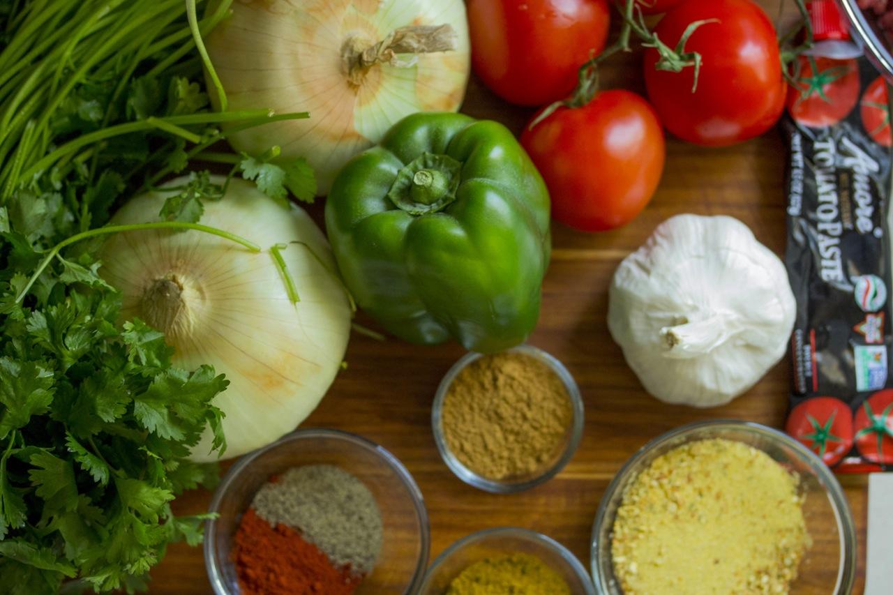 Sauces, Spices, Pastes & Oils